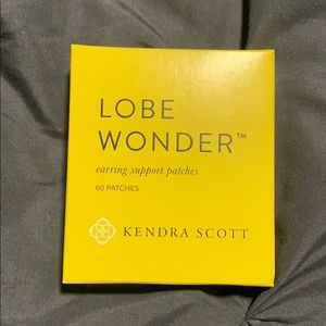 Lobe wonder by Kendra Scott. Never used